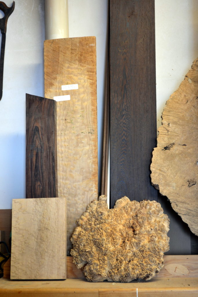 Assorted Wood & Lumber Products